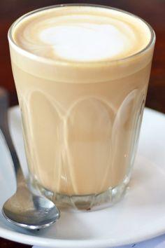 Creamy White Chocolate Latte Recipe