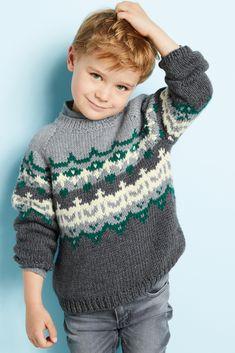 TIBERE genser år i Phil Merinos Garnpakke fra Phildar. Pull Torsadé, Pull Bebe, Pulls, Sarees, Turtle Neck, Men Sweater, Pullover, Sweaters, Points