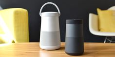 The Bose SoundLink Revolve Wireless Speakers Offer Great Design and 360-Degree Sound