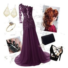 Amelia's Yule Ball outfit