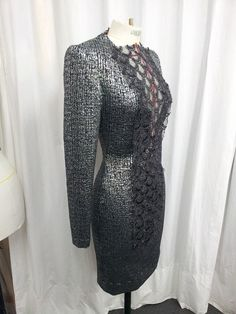 Robe Haute Couture Stéphane Maheas  https://www.facebook.com/stephanemaheascouture/