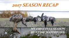 Duck Hunting Ontario Canada Fall 2017 recap - Rough Rock Outdoors