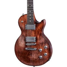 Gibson USA Les Paul Faded HP 2017 Electric Guitar, Worn Brown -- Check out this great product.