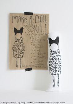 Make a Doll Kit