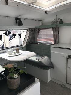 caravan renovation ideas 788411478496455942 - Source by Diy Caravan, Retro Caravan, Camper Caravan, Camper Life, Caravan Ideas, Caravan Makeover, Caravan Renovation, Caravan Conversion, Van Home