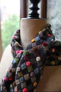 Luccello - SOPHIE DIGARD SCARF 25