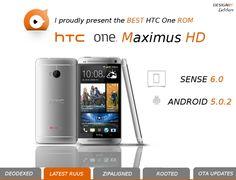 HTC One Receives Unofficial Lollipop Update - https://www.aivanet.com/2015/01/htc-one-receives-unofficial-lollipop-update/