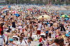 Playa del Postiguet, Alicante   Flickr: Intercambio de fotos