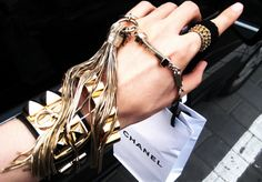 Arm candy baby!!!