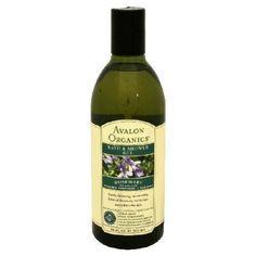 Avalon Organics Rosemary Bath & Shower Gel, 12 Ounce - http://essential-organic.com/avalon-organics-rosemary-bath-shower-gel-12-ounce/