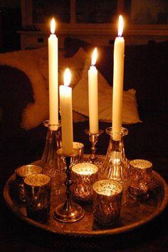 Kaarsen met kerst - Nieuws - ShowHome.nl