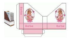 printable dollhouse - j stam - Picasa Web Album Dollhouse Toys, Dollhouse Miniatures, Barbie Birthday Party, Picasa Web Albums, Barbie Patterns, Barbie Accessories, Card Envelopes, Barbie House, Doll Crafts