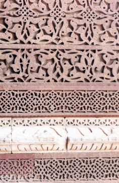 Stone carving in India