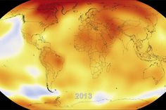 NASA shows 60 years of climate change in 15 seconds