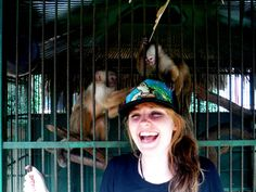 Meet the monkeys of Philip's Animal Garden in Aruba Aruba Aruba, Travel Around The World, Around The Worlds, Monkeys, Animal Rescue, Wanderlust, Meet, Garden, Animals