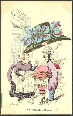 Lovely Italian Art Deco Vintage Postcard w Woman Holding Umbrella by ...