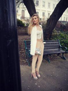 Niomi Smart Top - Topshop Trousers - Fashion Union,