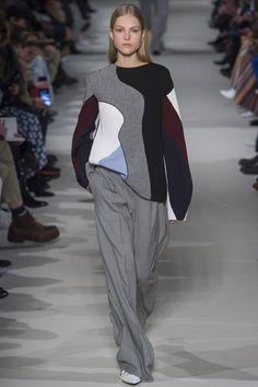 Défilé Victoria Beckham prêt-à-porter femme automne-hiver 2017-2018 21