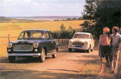 Peugeot 403 - 1962