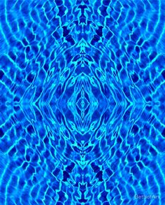 Vibrational Pool BethofArt at Redbubble.com