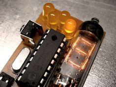 IV-9 russian numitrons - arduino clock