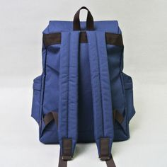 Taro Navy! IDR 210.000,- #tuskbag #bestseller #bag #vintage #taro #Navy #polyester #leather | CS Center 7D1041AA |