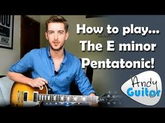 The FIRST SCALE you should learn on guitar PLUS TEN RIFFS! - YouTube