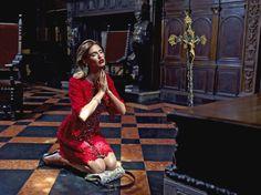 Bianca Balti in Dolce & Gabbana