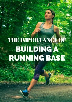 """If you have even the most basic knowledge about running, you probably know heading out for a 20-mile run would be nearly impossible if you haven't worked up to that point. Click here to find """"The Importance of Building a Running Base"""" - http://www.active.com/running/articles/the-importance-of-building-a-running-base?cmp=17N-PB33-S31-T6-D2-2232016-1147"""