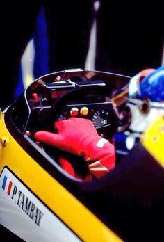 Patrick Tambay, #Renault - 1984. #Formula1 #F1 pic.twitter.com/C2K0RErNog