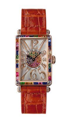 【SPUR】フランク ミュラーの2016年新作時計はモダン&カラフルに進化! | ニュース