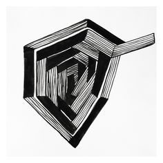 #micaelawernberg #illustrations #drawing #blackandwhite #black #geometry #graphic #ink