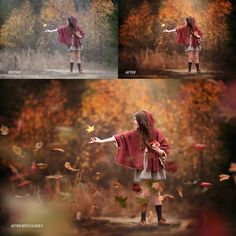 In this tutorial, I'm going to show you how to transform your images into something of autumn beauty, using the Daily Fresh Blend Photoshop Actions. This set is so incredibly versatile, and I…