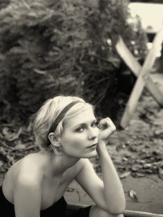 #houseofbeauty | kirsten dunst. photographer kevin lynch.