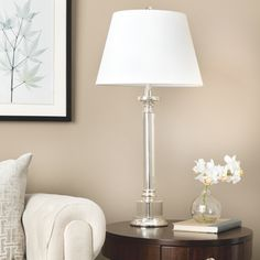 Shop for Stately Crystal Table Lamp. Get free shipping at Overstock.com - Your Online Home Decor Outlet Store! Get 5% in rewards with Club O!