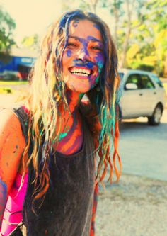 I really want to get in a paint war