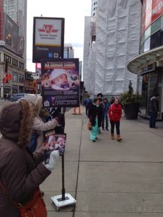 The Official MFI® Blog: Messiah Foundation Propagates in Downtown Toronto