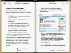 Verkko-opettaja kirjan sisältökuva by Klaava Media