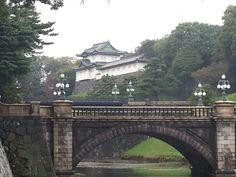 皇居 (Imperial Palace) in 千代田区, 東京都