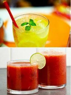 SAIKU: Recetas de bebidas para desintoxicarse.