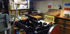 My Letterpress Studio