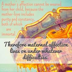 """…Maternal Affection Lives On Under Whatever Difficulties"" — Christian Stay at Home Moms"