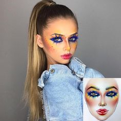 "8,023 Likes, 33 Comments - Sergey X (@milk1422) on Instagram: ""#artist@milk1422 #artist @klaudia.owczarek  This girl is amazing! It's great  thank you so…"""
