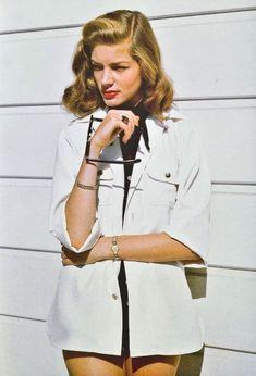 39 Unbelievably Radiant Pictures Of Lauren Bacall
