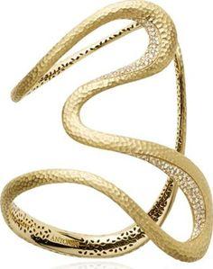 ANTONINI AUREA BRACELET. #Antonini #Bracelets #LUISAVIAROMA #Women #fashion #obsessory #fashion #lifestyle #style #myobsession #stylish #luxury #luxuryfashion #jewellery #accessories #dresstoimpress