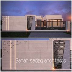 Uae Abudahbi by Sarah sadeq architects