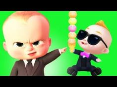 Fun Little Baby Boss Care - Baby Doctor, Bath Time, Dress Up Learning Mo...
