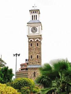 Torre del Reloj de Secunderabad (India)