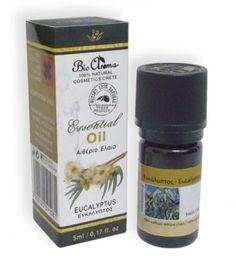 Eucalyptus essentiële olie , voor aromatherpie bij u thuis 5 ml.
