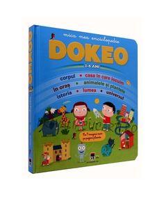 Mica mea enciclopedie DOKEO Books, Libros, Book, Book Illustrations, Libri